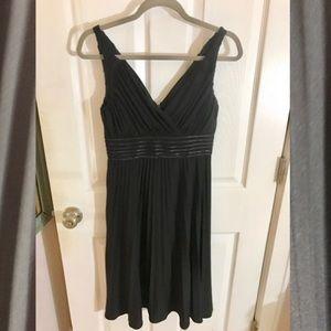 Beautiful black dress, size 2